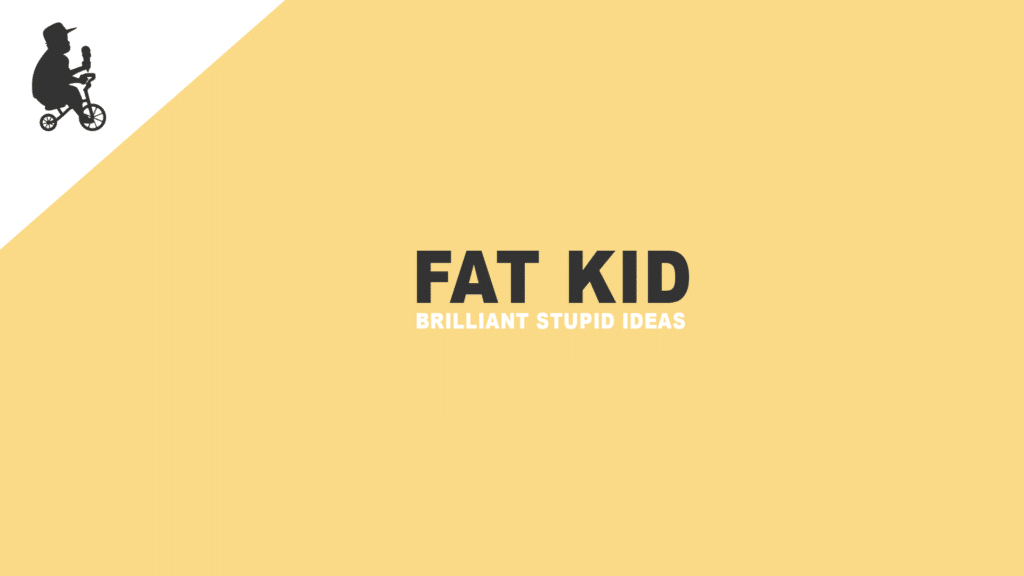Fat Kid web development business cover photo